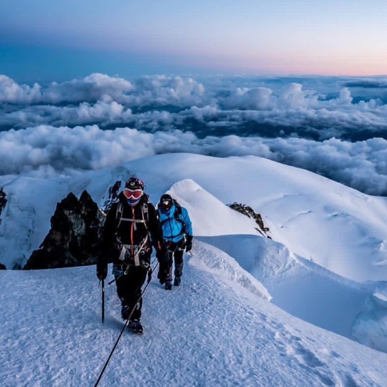 Stage ascension du mont blanc 5 jours