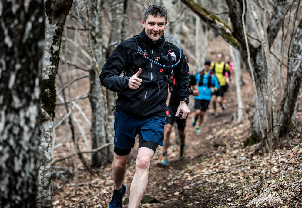 Stage trail avec  Thomas Lorblanchet 2
