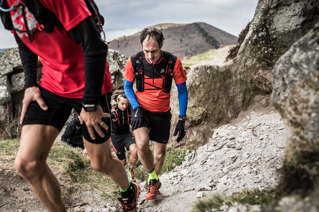 Stage trail avec  Thomas Lorblanchet 4