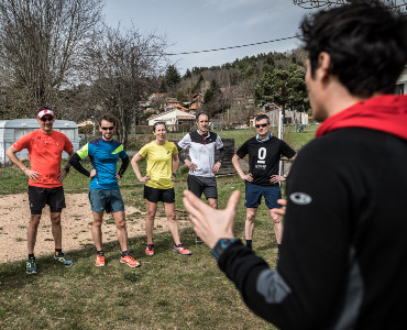 Stage trail avec  Thomas Lorblanchet