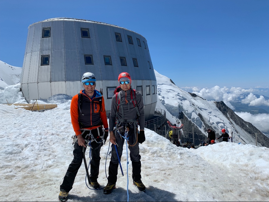 Ascension du Mont Blanc stage 5 jours 2