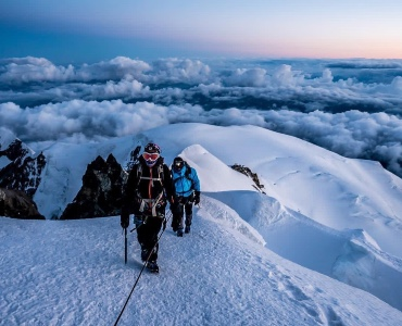 Ascension du Mont Blanc stage 3 jours