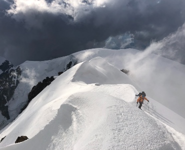 stage ascension mont blanc 2 jours